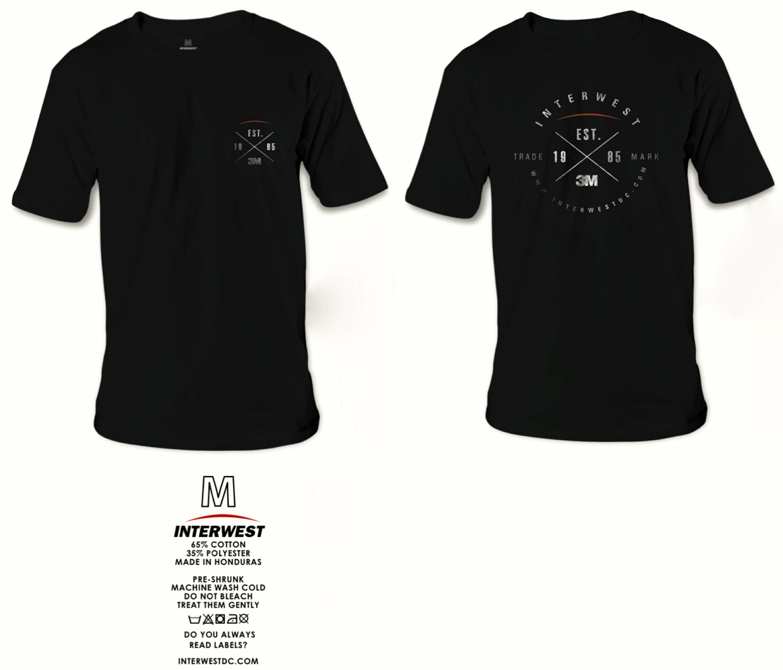 interwest s new custom t shirt interwest distribution